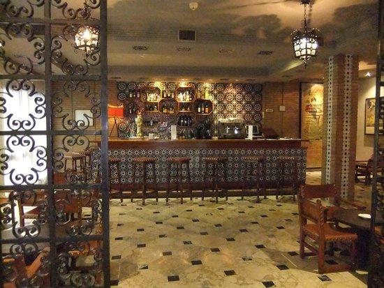 Hotel Fernando III: bar
