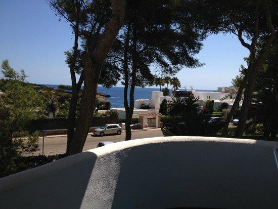 Inturotel Cala Esmeralda - Adults Only: Balcony view