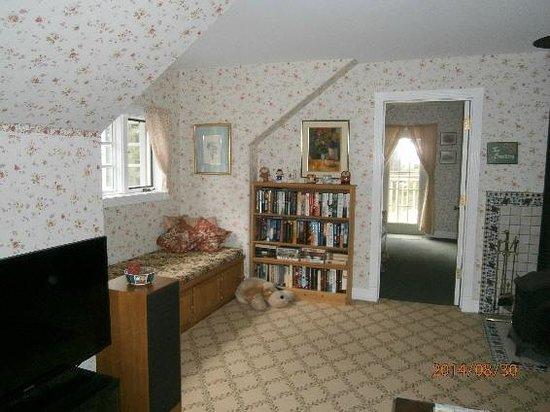 Ye Olde Danish Inn: The Aaldorf Suite