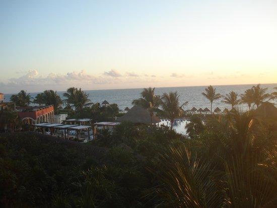 Ocean Coral & Turquesa : view bldg.8 top floor