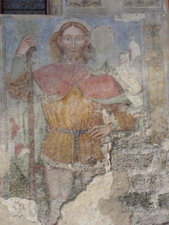 Chiesa di Sant'Anna: san rocco