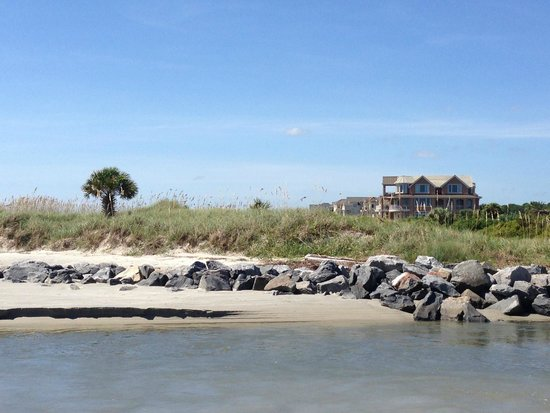 Marriott's Barony Beach Club: ride along ocean