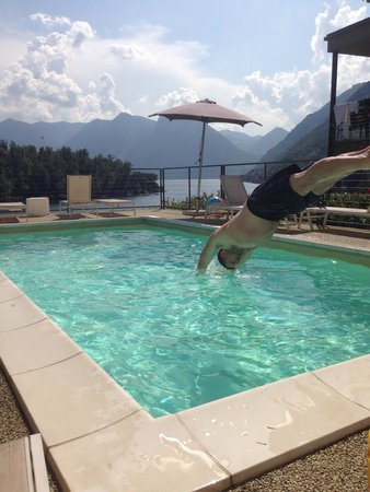 Residence Comacina: Beautiful pool