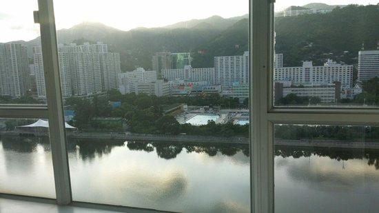 Regal Riverside Hotel: 河景房
