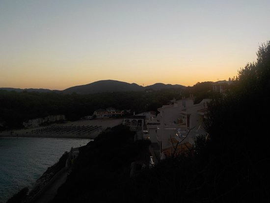 Blau Punta Reina Resort : Blick von der Terrasse