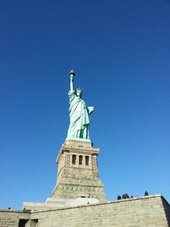 Statue de la liberté : STATUA DELLA LIBERTA'