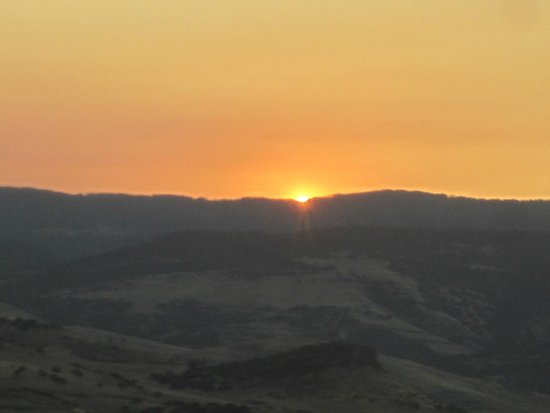 Ashland Springs Hotel : sunrise from the room