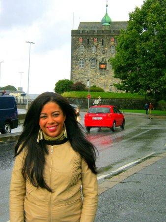 Rosenkrantz Tower - Bymuseet i Bergen: Bergenhus