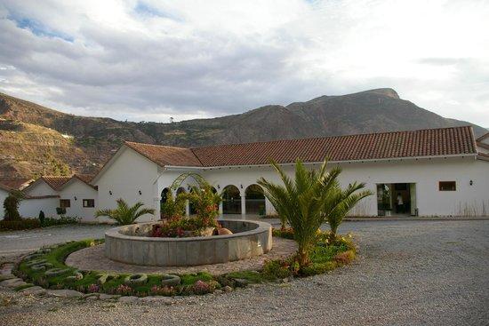 Hotel Agustos Urubamba: Entrée de l'hôtel