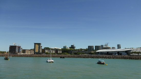 Adina Apartment Hotel Darwin Waterfront: Waterfront Darwin