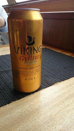 Hilton Reykjavik Nordica: Viking öl