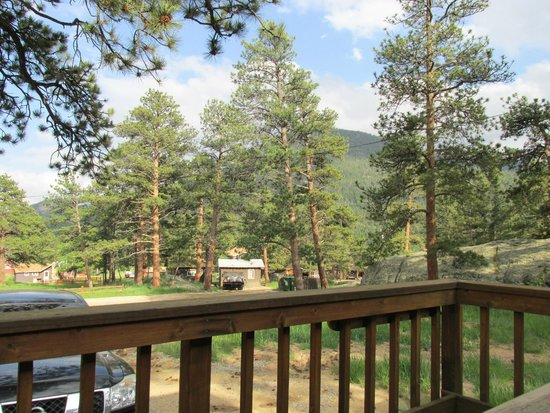 Valhalla Resort: View from Cabin #22