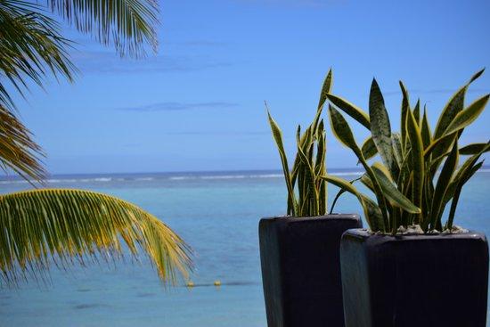 LUX Le Morne : Ocean View