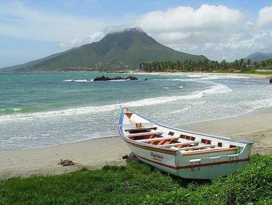Juan Griego, Venezuela: Playa El tirano