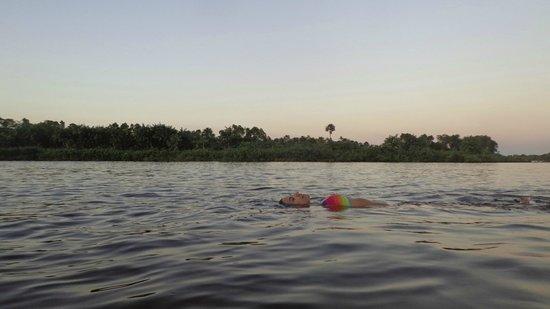 Rio Preguicas: .Banho no rio [1]