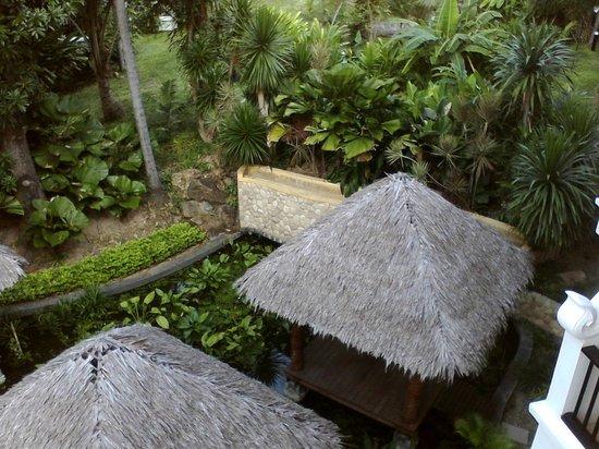 Novotel Samui Resort Chaweng Beach Kandaburi: вид из номера