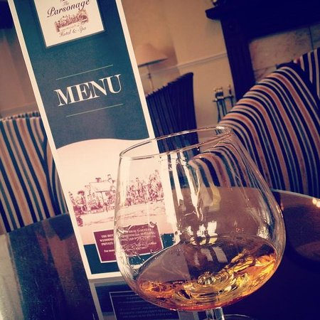 Parsonage Hotel & Spa: Make mine a double!