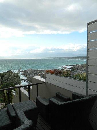 Cliff Lodge: Il balcone