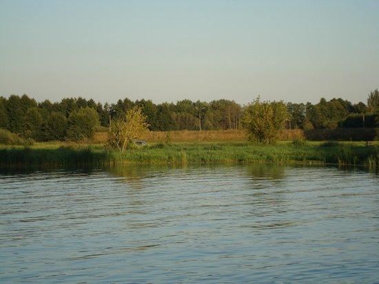 Dom Polonii : Rzeka w okolicy