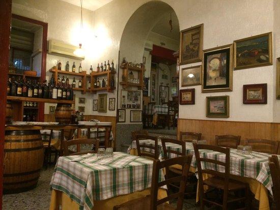 Mattozzi Giardino di Napoli: Семейная обстановка