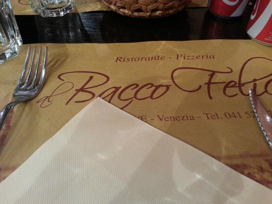 Al Bacco Felice: Foto
