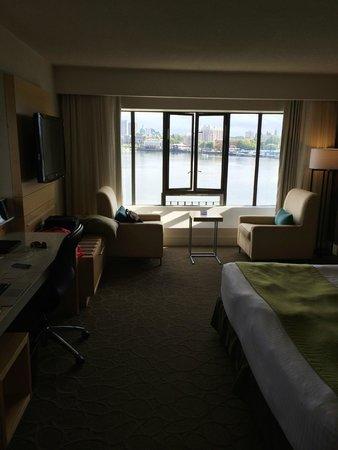 Delta Hotels by Marriott Victoria Ocean Pointe Resort: Our Room