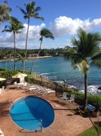 Napili Kai Beach Resort: View From Puna Point 1 BR