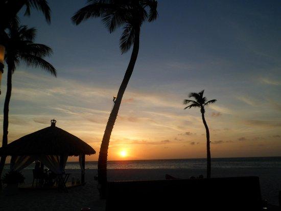 Bucuti & Tara Beach Resort Aruba: Sunsets shouldnt be missed here