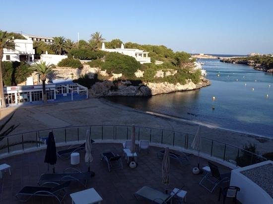 Santandria Playa Hotel: Desde la habitacion ...