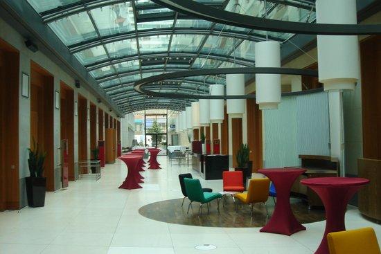 Radisson Blu Hotel, Berlin: espace de séminaire