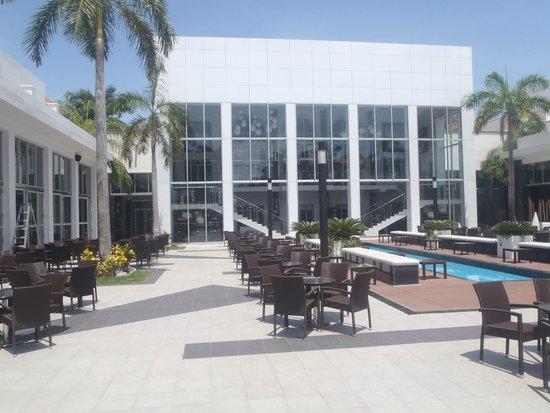 Hotel Riu Palace Mexico : hotel