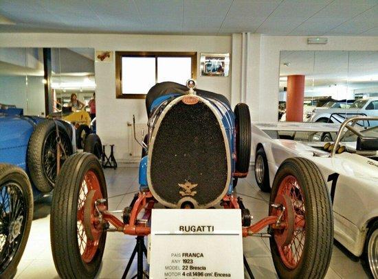 Museu Nacional de l'Automobil: Bugatti 22 brescia