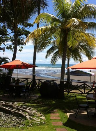 Jaco Laguna Resort & Beach Club: First day coming in off the flight
