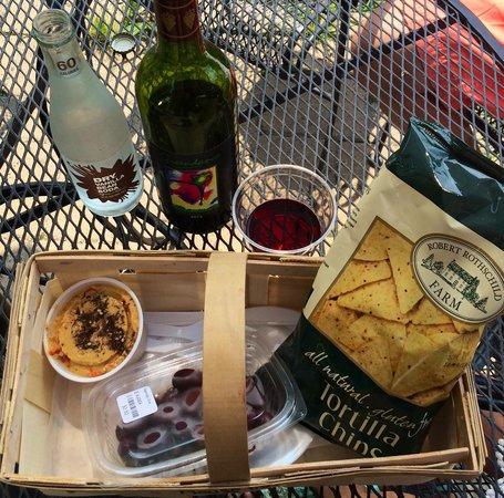 Greendance The Winery at Sandhill : Yum!