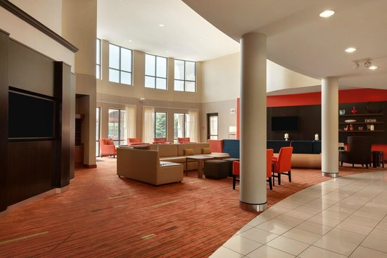 Courtyard Junction City : Lobby