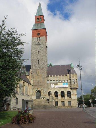 Museo Nacional de Finlandia: National Museum