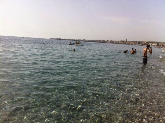 Atlantis Palace Hotel: il mare