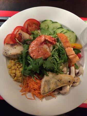 Azsteakas: Fitness Salat