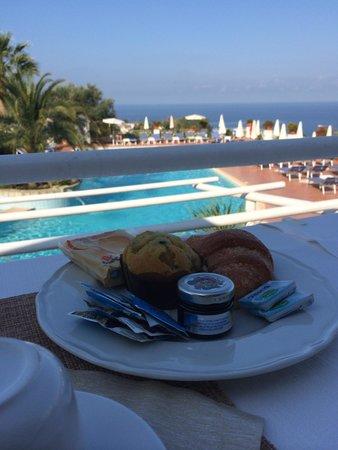 Paradiso Terme Resort & Spa: Colazione ottima