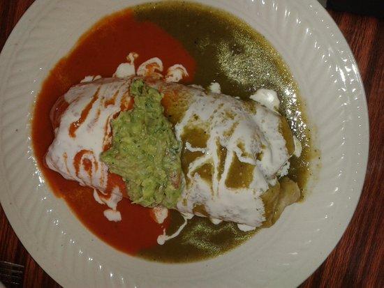 Ruben's Restaurant Isla Mujeres : fotos del menu de Ruben's