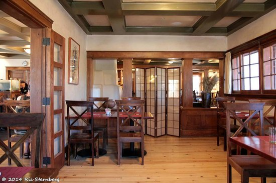 Ojo Caliente Mineral Springs Resort and Spa : The restaurant