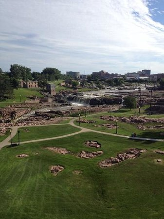 BEST WESTERN Empire Towers: sioux falls park