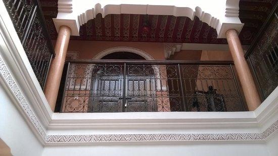 Dar Al Hamra : chambre 6