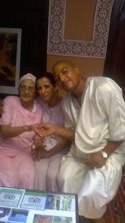 Dar Al Hamra: 3 personnes que je n'oublirais pas