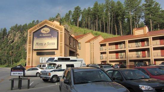 Quality Inn: Vista dall'esterno