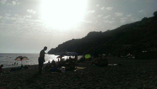 Maro, إسبانيا: Plats de maro