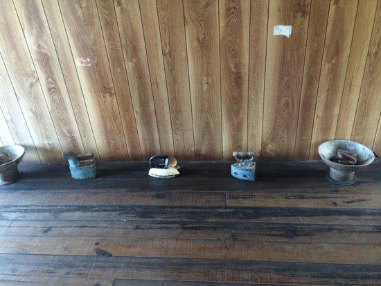 Casa Museo Isleña  : Ferro de passar roupa