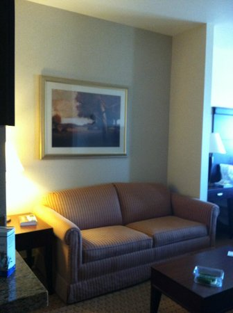 Holiday Inn Express Hotel & Suites Ontario : other seating