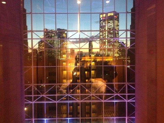 Hilton Frankfurt City Centre: hilton frankfurt atrium