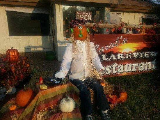 Cherokee Village, AR: Carol's fall festival